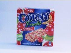 ★ Aktuelle Produktvorstellung: Corny Frucht Cranberry - Was denkt Ihr von Müsliriegeln? Gesund oder überflüssig?  http://www.kjero.de/testberichte/corny-frucht-cranberry.html