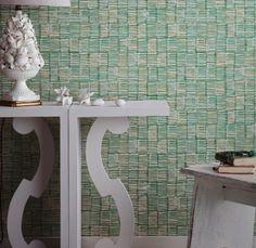 Sakori Wallpaper in Green Boys Bedroom Decor, Bedroom Green, Bedroom Ideas, Interiors Online, Cat Wall, Room Themes, Designer Wallpaper, Creative Design, Entryway Tables