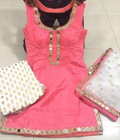 Designer Boutiques in Jalandhar,Punjab,India Patiala Dress, Punjabi Dress, Patiala Salwar, Punjabi Salwar Suits, Sharara, Patiala Suit Designs, Kurta Designs, Blouse Designs, Punjabi Fashion