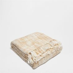 MANTA PUNT METXA - Mantes - Llit | Zara Home Espanya