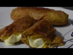 ABORRAJADOS, PLÁTANOS MADUROS RELLENOS CON QUESO COLOMBIANO - YouTube Tostadas, Relleno, Chicken, Meat, Youtube, Food, Cali, Quilts, Pickling