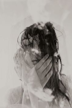 beautiful double exposure | fine art photography | feeling | emotion | amber ortolano | www.republicofyou.com.au
