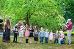 Family Generations - Grandchildren & Grandparent Photo By Wild Whimsy Photography