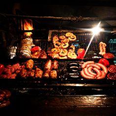 Parrilla uruguaya / churrasco uruguaio / uruguayan barbecue