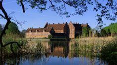Gisselfeld Slot go Gods 14 km NØ for Næstved