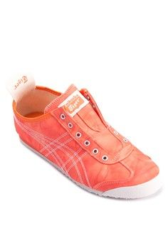 Mexico 66 Slip-on Sneakers from Onitsuka Tiger in pink_1