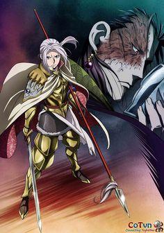 Anime The Heroic Legend of Arslan season 2 sẽ ra mắt vào tháng 7