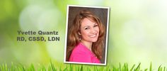 blog interview with dietitian Yvette Quantz: Supporting Role and Creative Soul