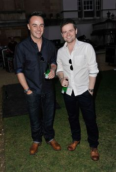 Ant and Dec... Just can't make up my mind!