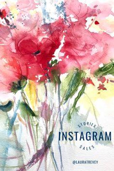 Instagram Stories Sales! | Laura Trevey Art For Sale