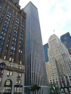 General Motors Building (GM Building)