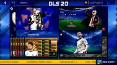 DLS 2020 Apk v6.12 Download For Android | Hacking APKS Soccer Games, Play Soccer, Real Player, Play Hacks, Android Hacks, Different Games, News Games, Neymar, Messi