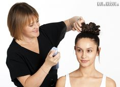 #kamzakrasou #krasa #tutorial #beauty #diy #health #hair #hairstyle fixacia ucesu