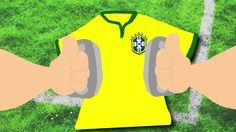 Charge Brasil x Holanda Copa do Mundo 2014 / Charge Brazil vs Netherland...