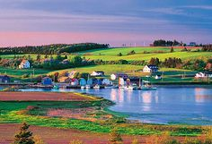 beautiful Prince Edward Island  Want to go here with Ali.  Love Ann of Green Gables