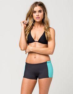 RIP CURL G-Bomb Boyleg Womens Wetsuit Shorts
