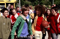 High School Musical 3, Kenny Ortega, Troy Bolton, Infancy, Zac Efron, Iconic Characters, Happy New, Musicals, Guys