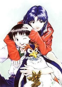 Download Neon Genesis Evangelion Artbook: Yoshiyuki Sadamoto et al. - Die Sterne torrent - BakaBT