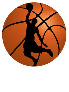 Basketball Dunk Silhouette Twin Duvet for Basketball Clipart, Basketball Party, Basketball Design, Basketball Shirts, Sports Basketball, Curry Basketball, Basketball Court, Basketball Bedding, Locker Decorations