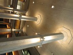 lighting tall columns