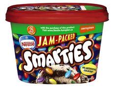 Nestle Smarties Ice cream