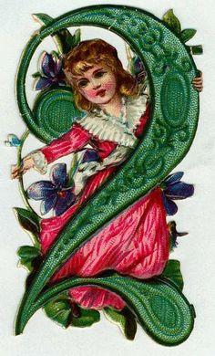 Fairies Elves – Vintage Images Download