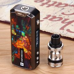 Vapresso stained glass Mod #vape