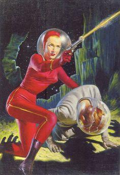 I adore Spacegirls :-)
