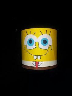 Spongebob aus Tabakdose