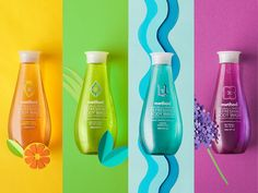 naturally-derived, biodegradable, non-toxic household cleaners, laundry…