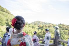 It was also very fun to meet people who wanted photos with me and the other kimono-garbed women. It felt as though we had just stepped off of the film set of a period drama! My Dream Came True, Meet People, Period Dramas, Kyoto, Lifestyle Blog, Felt, Women, Feltro