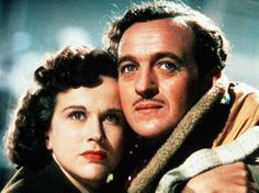 A Matter of Life and Death (Stairway to Heaven). 1946. the remarkable British fantasy film that became the surprise hit of 1946. David Niven stars as Peter Carter, a World War II RAF pilot who is forced to bail out of his crippled plane without a parachute. He wakes up to find he has landed on Earth utterly unharmed...which wasn't supposed to happen according to the rules of Heaven. --Hal Erickson http://www.allmovie.com/movie/a-matter-of-life-and-death-v111581