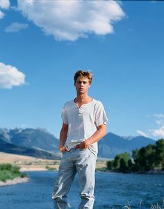 The bold and the beautiful - Telegraph. Brad Pitt by George Holtz.
