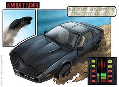 Knight Rider fanart by Twarda8 on DeviantArt
