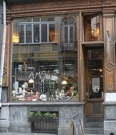 photo credit Albert Moreels copyright  This is truly a scrumptious shop, complete with a resident dog and locals chatting with the owner. ...