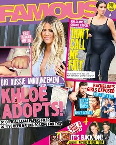 Famous #magazines #August #2015