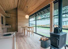 Design by Naoto Fukasawa - MUJI Minimalist Prefab Homes  //  .SG