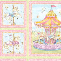 Baby Nursery Carousel Horse Prints 8 By 10 On Etsy 4000