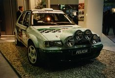 Skoda Felicia Kit Car photos, picture # size: Skoda Felicia Kit Car photos - one of the models of cars manufactured by Skoda Car Photos, Car Pictures, Kit Cars, Felicia, Cars And Motorcycles, Rally, Specs, Passion, Vehicles