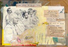 David Fullarton | #sketchbook #illustration | Group Therapy