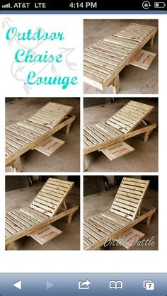 http://www.lowescreativeideas.com/idea-library/projects/SunChair0510.aspx  Natalie - we are totally building these this summer - and you can get your inner woodworker on!!   Thanks Dittle Dattle Blog!