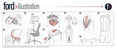 Editorial Illustrations - Technical Illustrator - Technical Illustration, Vector Illustration, Instructional Illustrations