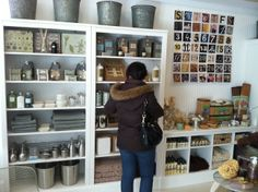 Scrub, Salem, MA. - love this store, owned by the delightful duo of Kate and Jamie