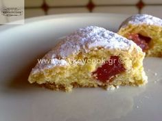 Greek Dishes, Greek Recipes, Biscuits, French Toast, Muffin, Food And Drink, Sweets, Cooking, Breakfast