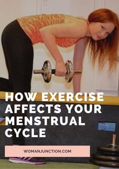 If you are doing little to no exercise on a daily basis, then you are more likely to have irregular, lengthy, and painful menstruation cycles. The same goes if you're obese or have a sedentary lifestyle. Female Reproductive System, Sedentary Lifestyle, Menstrual Cycle, Exercise, Reading, Ejercicio, Excercise, Reading Books, Work Outs
