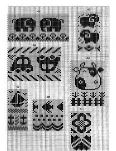 Stitch World_ - Laimutė P. Baby Boy Knitting Patterns, Knitting Machine Patterns, Knitting Charts, Lace Knitting, Knitting Designs, Knitting Stitches, Weaving Patterns, Craft Patterns, Stitch Patterns