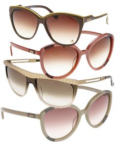 Chloé Unique Couture Sunglasses ♠♥♠♥