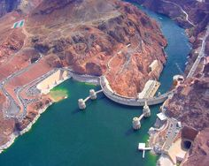 Lake Mead and the Hoover Dam - the route along the north shore is 50 or 60 miles of absolute desolation coupled with total natural beauty.  Highly recommended.