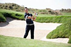 Martin Kaymer, trendsetter golfer wears Boss Green.