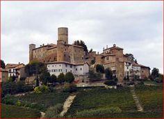 Castle of Castiglion Faletto